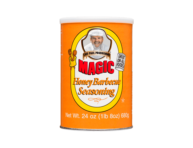 Chef Paul Prudhomme Honey Barbecue Magic -  24 oz. can, 4 per case