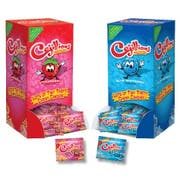 Cajillions Blue Raspberry Changemaker Chewy Candy, 0.28 Ounce -- 960 per case.