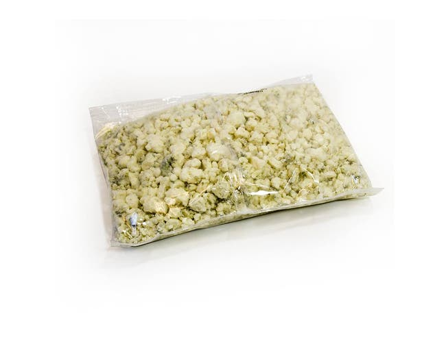 Sargento Crumbled Blue Cheese, 2 Pound -- 2 per case.