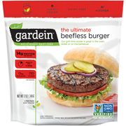 Gardein The Ultimate Beefless Burger, 12 Ounce -- 8 per case.