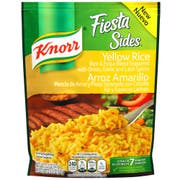 Knorr Fiesta Sides Yellow Rice Meal, 5.2 Ounce -- 8 per case.