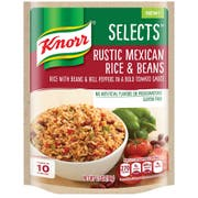 Knorr Select Rustic Mexican Rice Beans Side Meal, 6.5 Ounce -- 8 per case.
