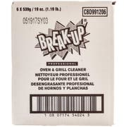Break-Up Professional Oven and Grill Cleaner, 19 Ounce Aerosol -- 6 per case.