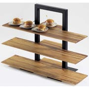 Cal Mil Bamboo Shelf Only, 32 x 11.5 x 3/8 inch -- 1 each.
