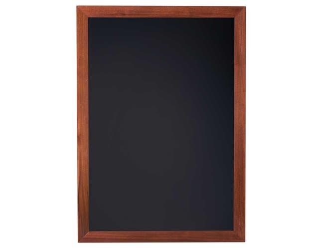 Cal Mil Wall Mount Frame Blank Chalkboard Sign, 24 x 35 inch -- 1 each.