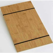 American Metalcraft Bamboo Wood Rubberband Board Menu Holder, 15 1/2 inch Height -- 24 per case.