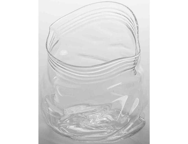 American Metalcraft Glass Zipper Bag, 22 Ounce -- 12 per case.