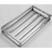 American Metalcraft Hammered Stainless Steel Large Crate -- 4 per case.