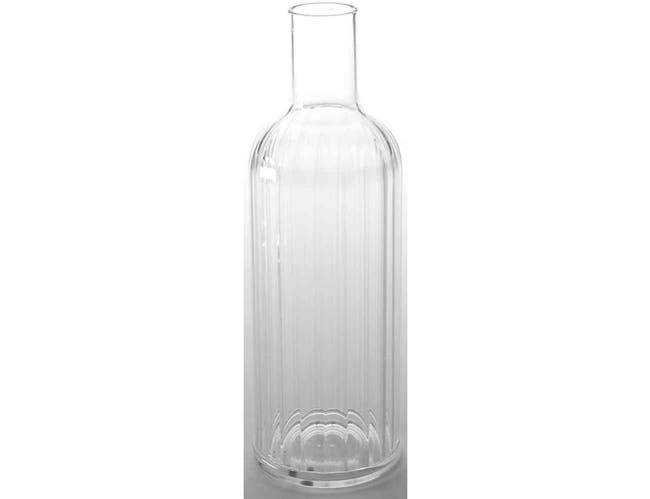 American Metalcraft Clear Plastic Water Bottle, 33 Ounce -- 12 per case.