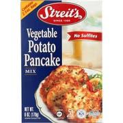Streits Vegetable Potato Pancake Mix, 6 Ounce -- 12 per case.