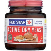 Red Star Active Dry Yeast, 4 Ounce -- 12 per case.