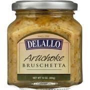 Delallo Artichoke Bruschetta, 10 Ounce -- 6 per case.