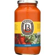 Boves Vodka Pasta Sauce, 24 Ounce -- 6 per case.