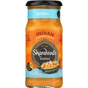 Sharwood Korma Cooking Sauce, 14.1 Ounce -- 6 per case.