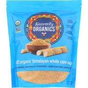 Heavenly Organics Whole Cane Sugar, 20 Ounce -- 6 per case.