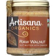 Artisana Organic Raw Walnut Butter, 8 Ounce -- 6 per case.