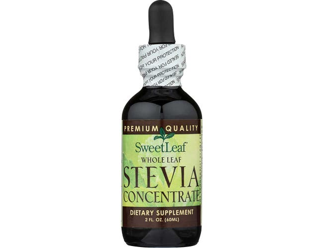 Sweet Leaf Whole Leaf Stevia Concentrate, 2 Ounce -- 1 each.
