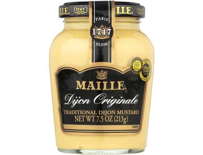 Maille Traditional Original Dijon Mustard, 7.5 Ounce -- 6 per case.