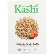 Kashi 7 Whole Grain Cereals Puffs, 6.5 Ounce -- 10 per case.