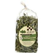 Al Dente Spinach Fettuccine Pasta, 12 Ounce -- 6 per case.