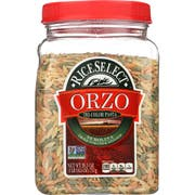 Rice Select Orzo Tri Color Pasta, 26.5 Ounce -- 4 per case.