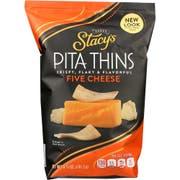 Stacys Snacks Cest La Cheese Pita Crisps, 6.75 Ounce -- 8 per case.