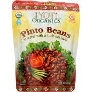 Jyoti Organic Pinto Beans, 10 Ounce -- 6 per case.