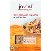 Jovial Organic Einkorn Wheat Berries, 16 Ounce -- 12 per case.
