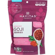 Navitas Naturals Organic Sun Dried Goji Berries, 16 Ounce -- 6 per case.