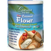 Coconut Secret Organic Raw Coconut Flour, 16 Ounce -- 12 per case.