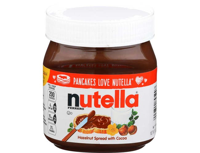 Nutella Hazelnut Spread, 13 Ounce -- 15 per case.