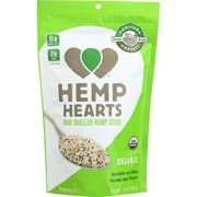 Manitoba Harvest Organic Hemp Hearts Raw Shelled Hemp Seeds, 7 Ounce -- 1 each.
