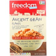 Freedom Foods Ancient Grain Flakes Cereal, 12.3 Ounce -- 5 per case.