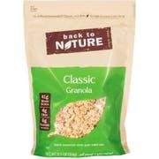 Back to Nature Classic Granola, 12.5 Ounce -- 6 per case