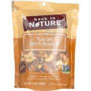 Back To Nature Tuscan Herb Roasts Nut, 9 Ounce -- 9 per case.