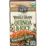 Lundberg Organic Whole Grain Quinoa and Rice - Rosemary Blend, 6 Ounce -- 6 per case.