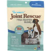 Ark Naturals Sea Mobility Joint Rescue Lamb Jerky for Dog, 9 Ounce -- 1 each.