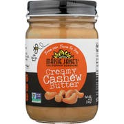 Maisie Janes Creamy Cashew Butter, 12 Ounce -- 12 per case.