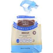 Ener G Select Sourdough White Bread, 14 Ounce -- 6 per case.