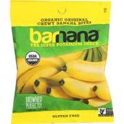 Barnana Organic Original Chewy Banana Bites, 1.4 Ounce -- 12 per case.