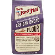Bobs Red Mill Artisan Bread Flour, 5 Pound -- 4 per case