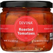 Divina Oil and Herb Roasted Red Tomatoes, 10 Ounce -- 6 per case.