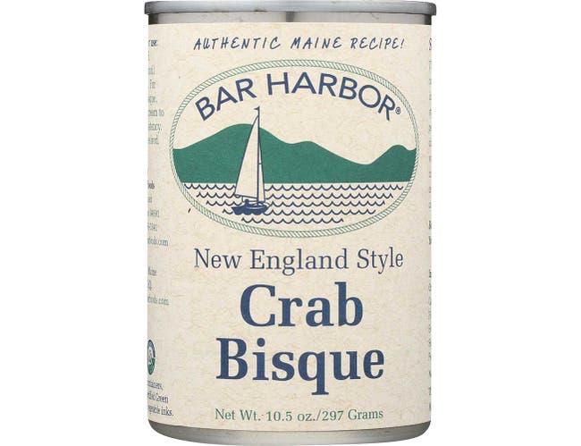 Looks Gourmet Crab Bisque, 10.5 Ounce -- 6 per case.