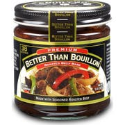 Better Than Bouillon Roasted Beef Base, 3.5 Ounce -- 8 per case.