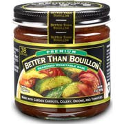 Better Than Bouillon Seasoned Vegetable Base, 3.5 Ounce -- 8 per case.