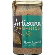 Artisana Organic Raw Almond Butter, 14 Ounce -- 6 per case.