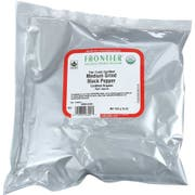 Frontier Herb Organic Black Medium Grind Pepper, 1 Pound -- 1 each.
