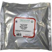 Frontier Herb Organic Black Fine Grind Pepper, 1 Pound -- 1 each.