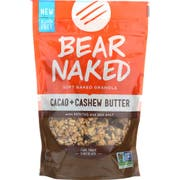 Bear Naked Cacao and Cashew Butter Granola, 11 Ounce -- 6 per case.