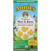 Annies Homegrown Organic Macaroni and Cheese, 6 Ounce -- 12 per case.